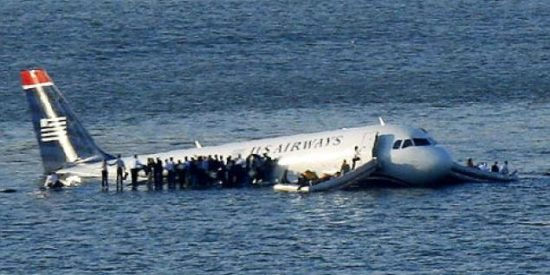 """What Would You Do If You Were at the Controls of Cactus Flight 1549, """"The Miracle On The Hudson""""?"""