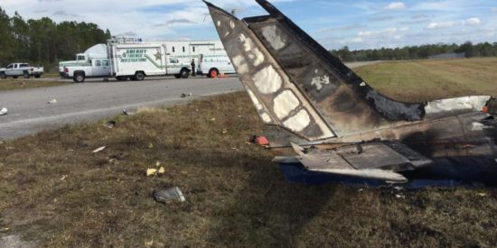 Another Twin Cessna Loss