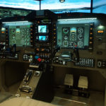 Instrument Training in Flight Simulator