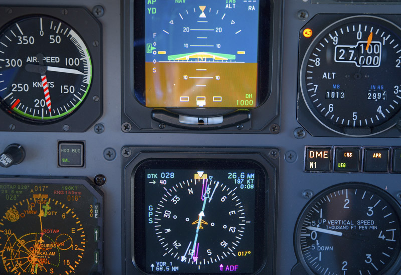 Instrument Currency Training in the Sim