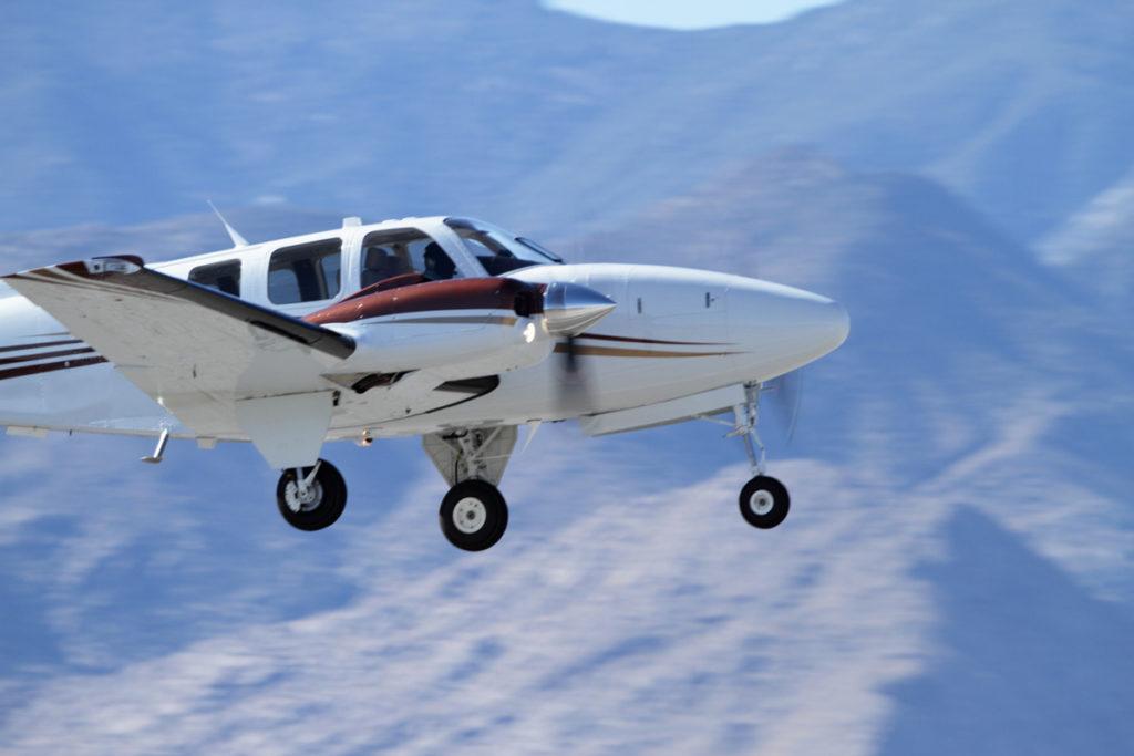 Twin Engine Aircraft Go Around Simulator
