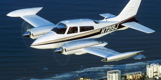 Recurrent Twin Cessna and Piper Navajo Training at Aircraft Simulator Training