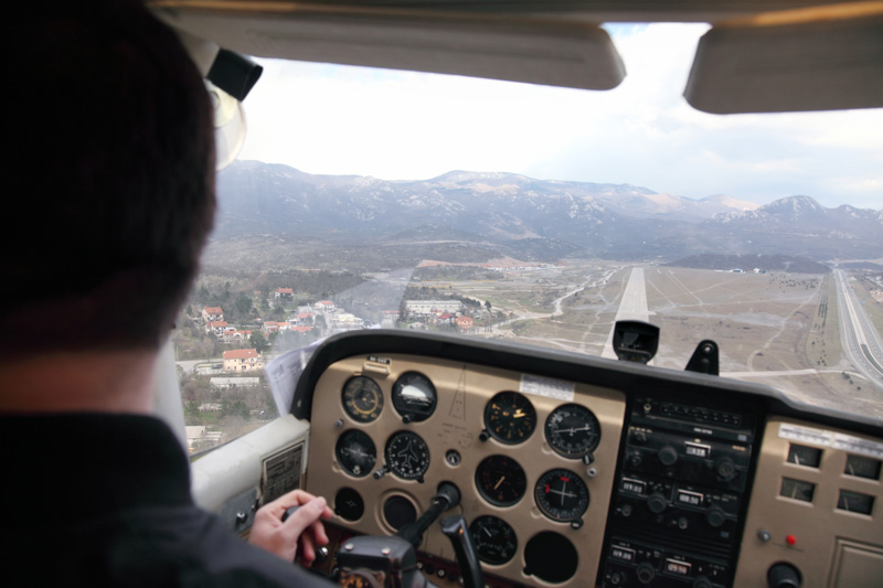 Single Day Emergency Training – Piston Twin Cessna