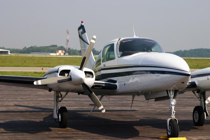 Twin Cessna Training