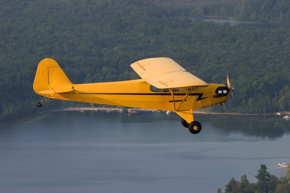 Not Your Mother's Piper Cub