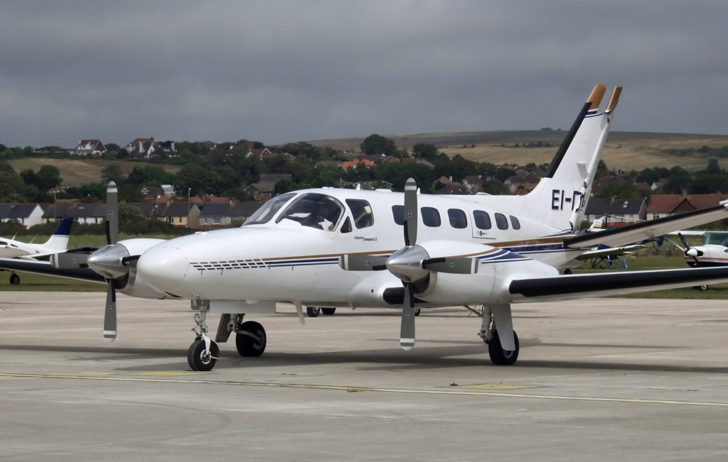 Training for Cessna Conquest models 425 and 441.