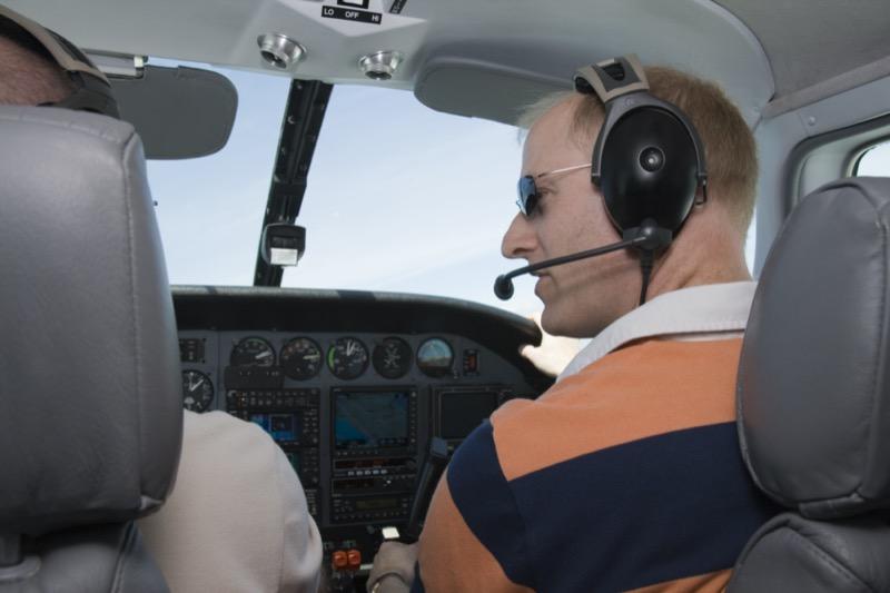Aircraft Simulator Training