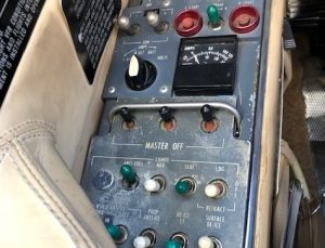 Aircraft Emergency Disconnect